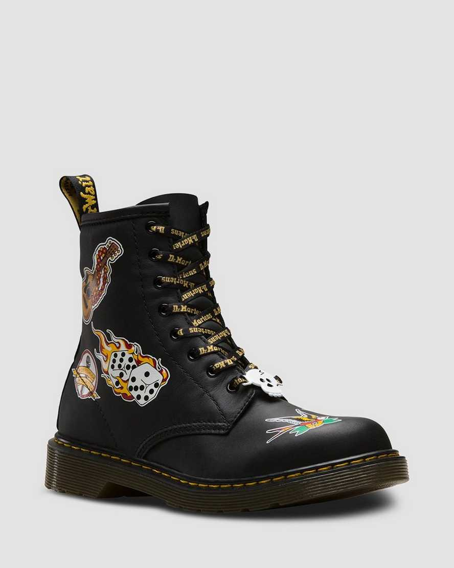 Youth 1460 Patch | Dr Martens