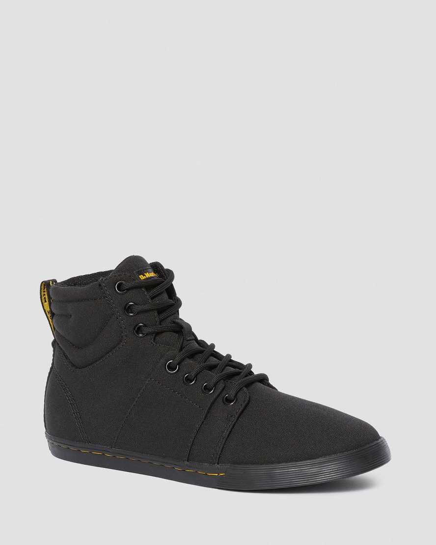 Youth Rozarya Canvas Casual Boots | Dr Martens