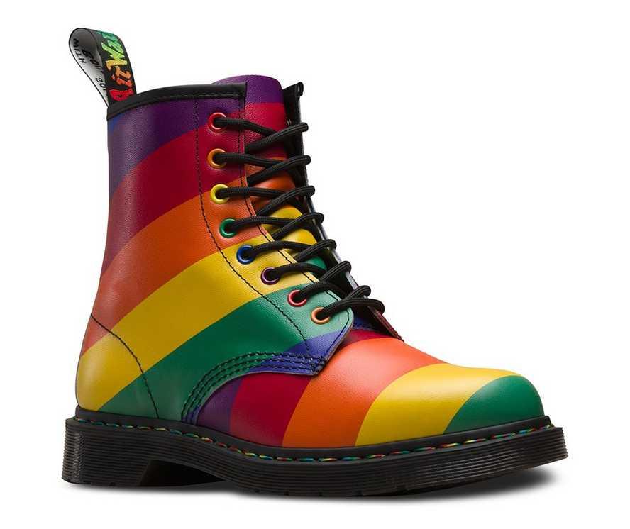 a46e34a02 1460 PRIDE | 1460 Boots | Dr. Martens Official
