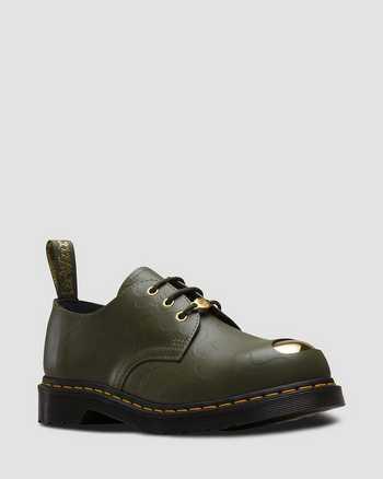 KHAKI | Schuhe | Dr. Martens