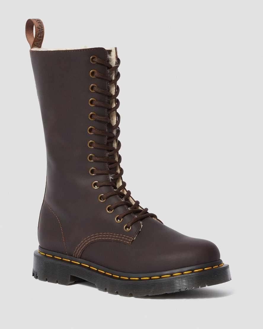 1914 Women's DM's Wintergrip Tall Boots | Dr Martens