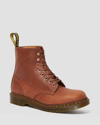 TAN+POLO BROWN | Boots | Dr. Martens