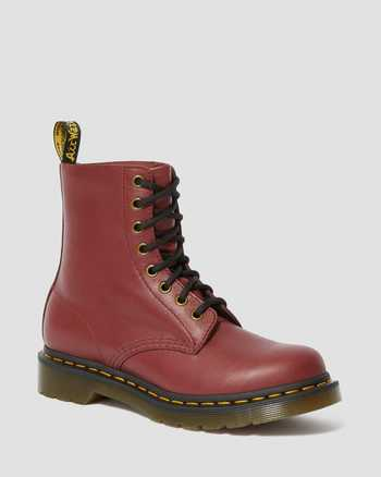 CHERRY RED | Boots | Dr. Martens