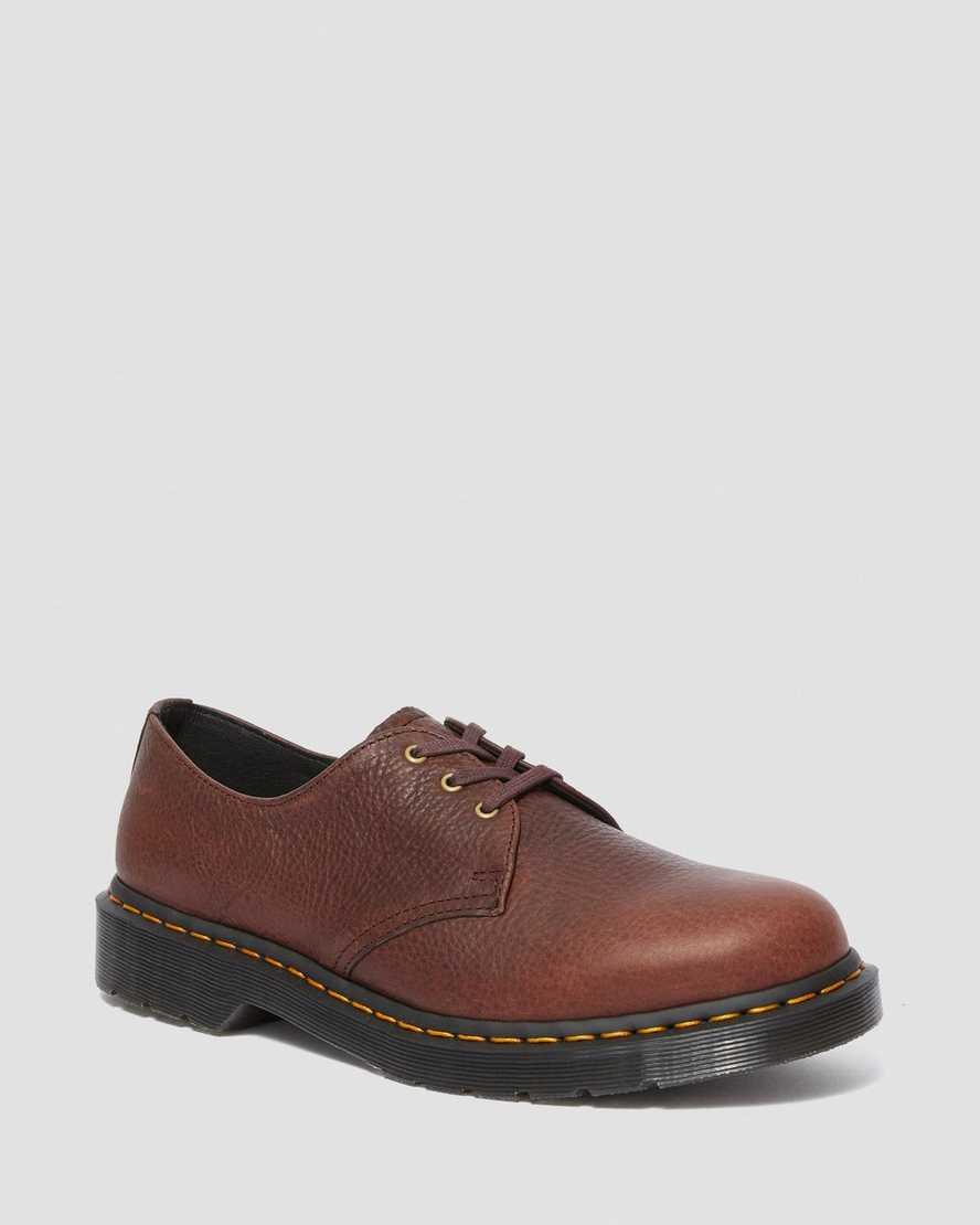 1461 Ambassador Zapatos Oxford De Cuero | Dr Martens