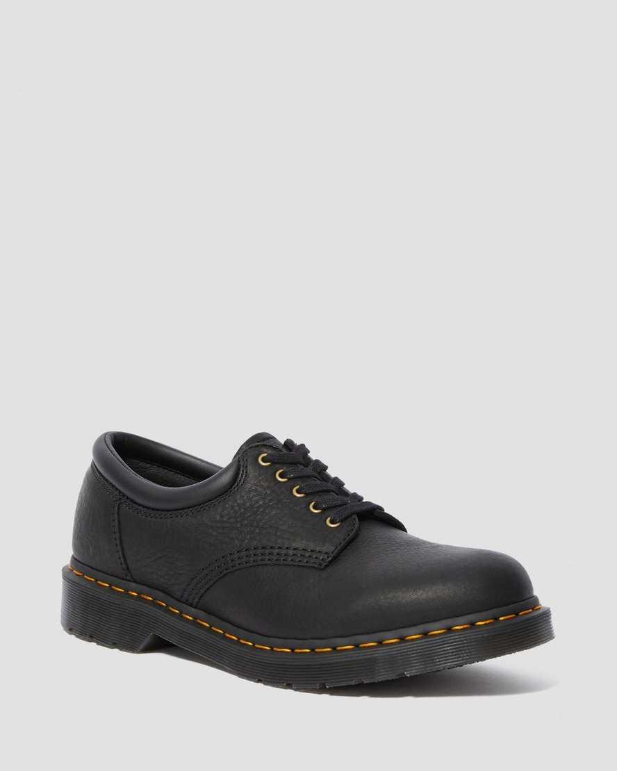 8053 Ambassador Leather Casual Shoes   Dr Martens