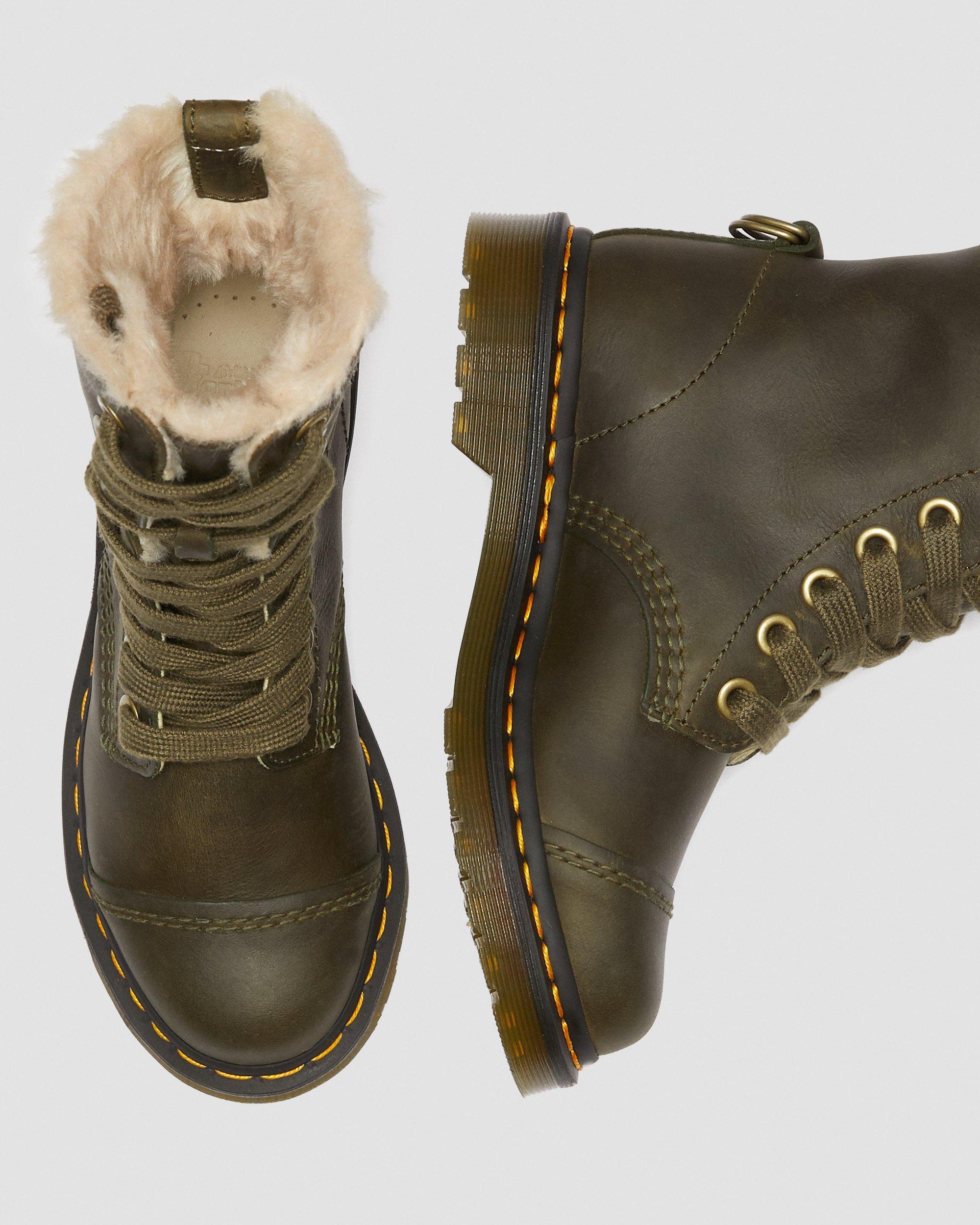 Dr. Martens Aimilita Fur Lined 24999355, Boots