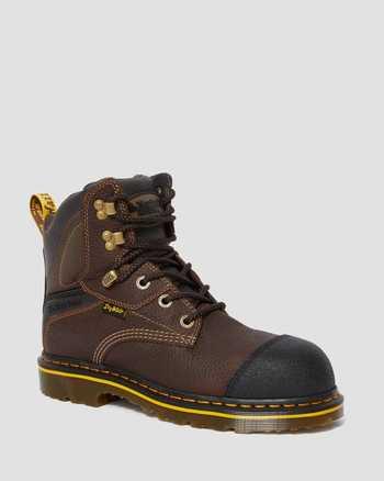 TEAK+DARK BROWN | Boots | Dr. Martens