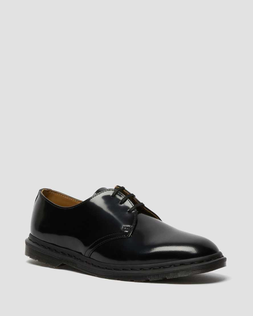 Archie II Smooth Leather Lace Up Shoes | Dr Martens