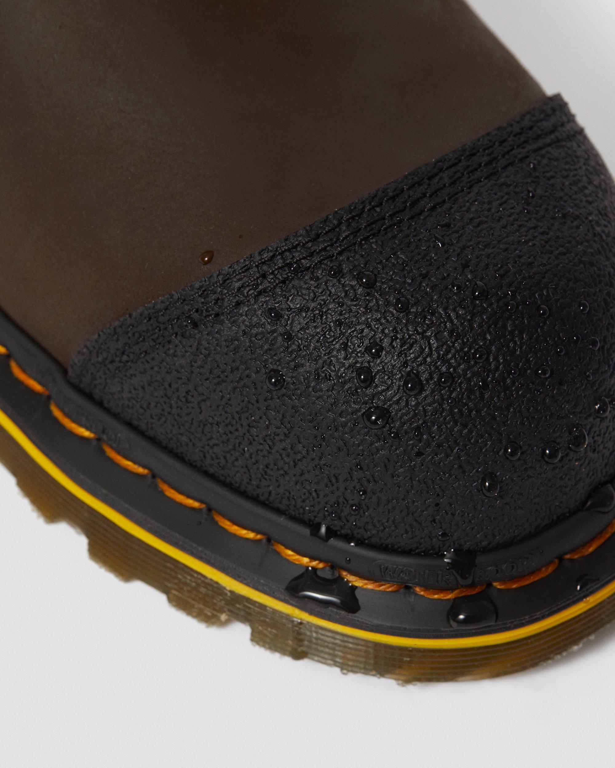 dr martens steel toe waterproof