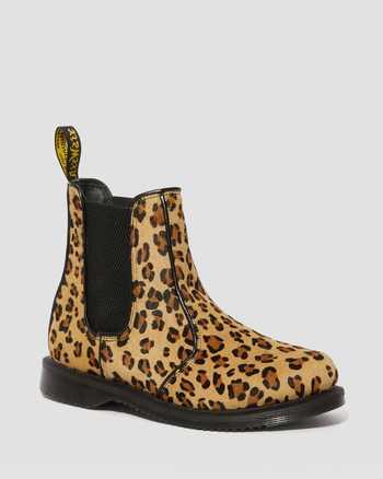 MEDIUM LEOPARD   Boots   Dr. Martens