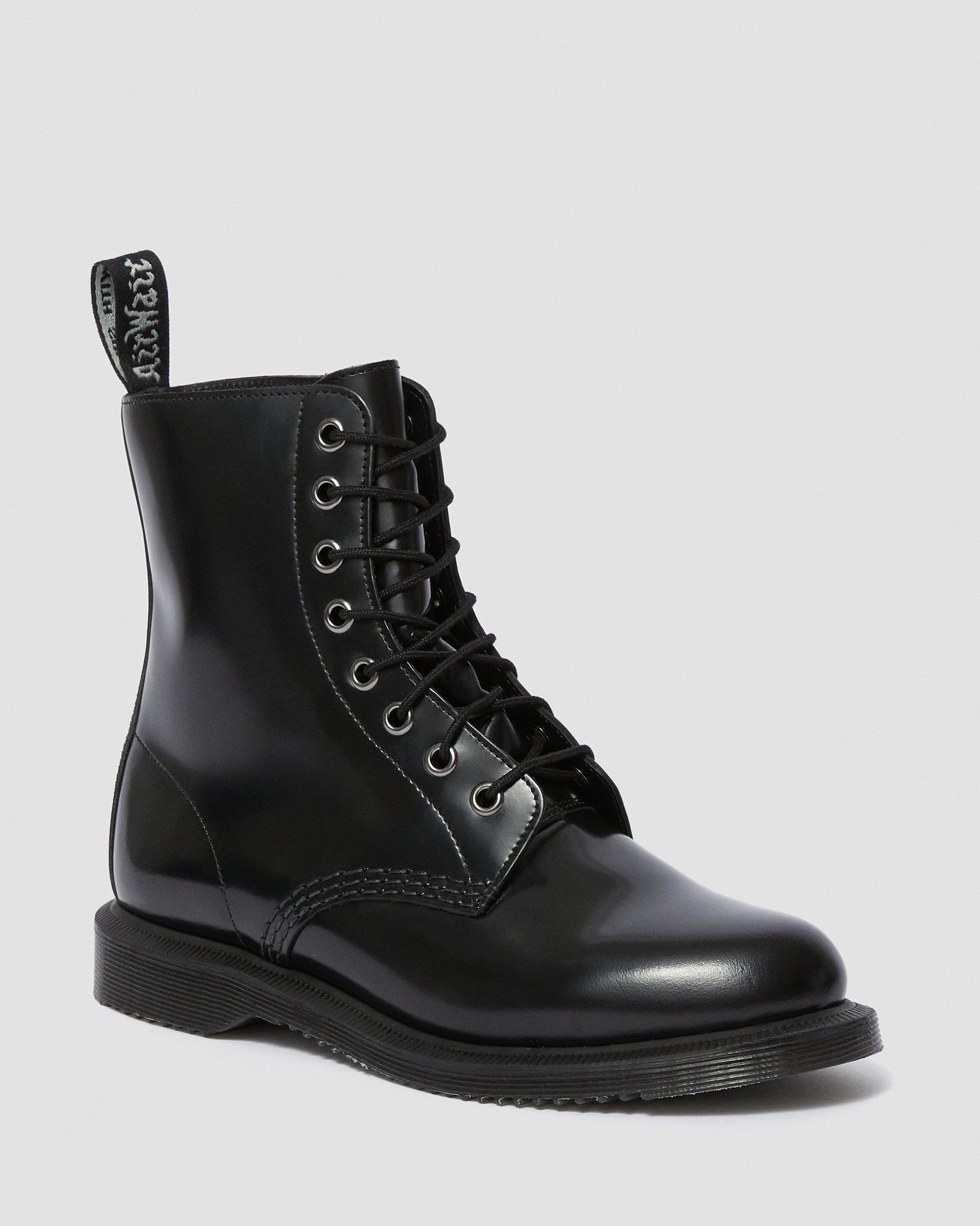 Dr Martens Classic Shoes Low Price,Adrian Smooth Women Black AU