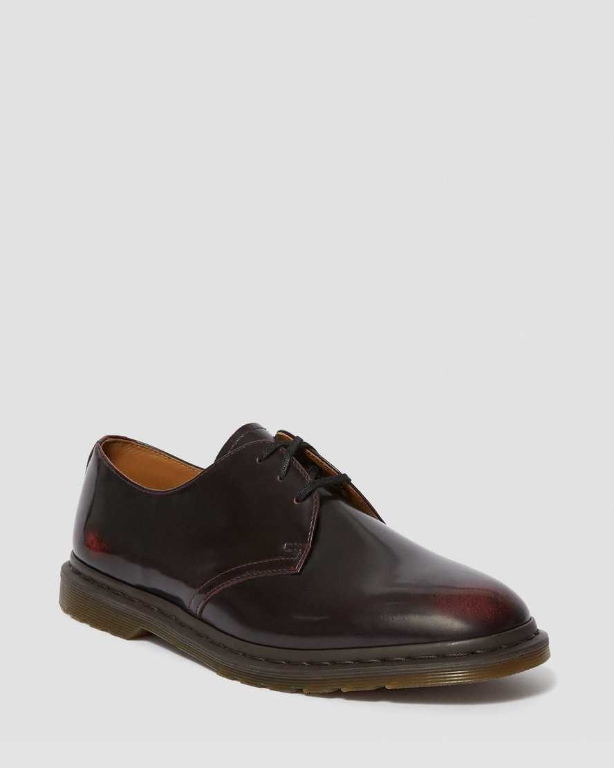 Archie II Arcadia Leather Lace Up Shoes | Dr Martens