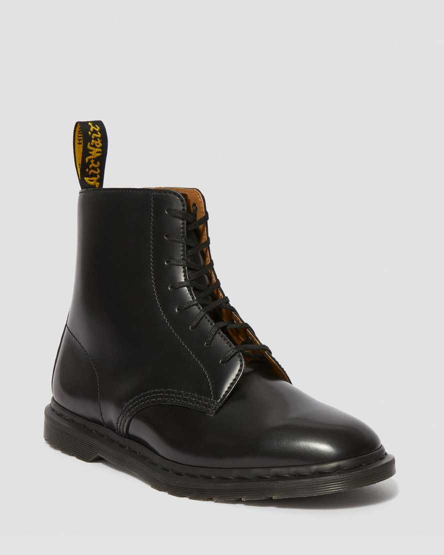 WINCHESTER II MEN'S LEATHER DRESS BOOTS | Dr Martens