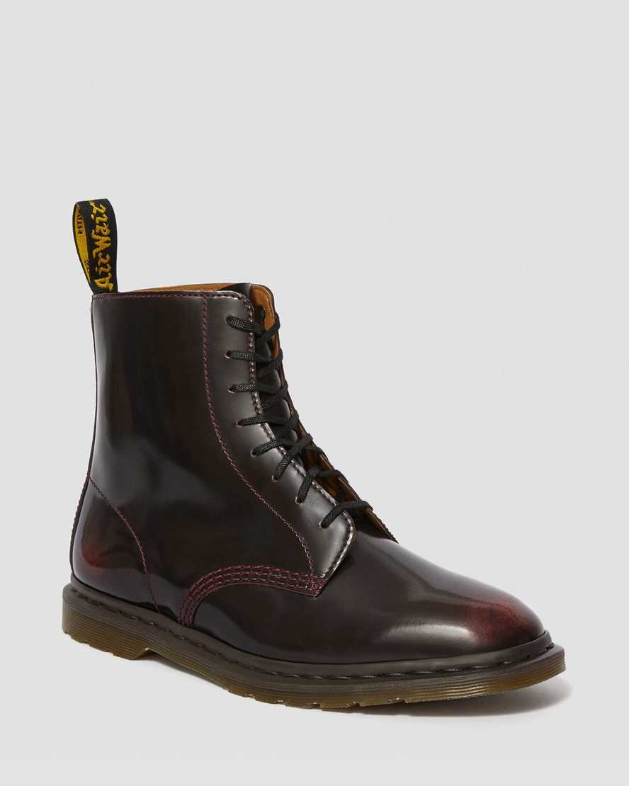 Winchester II Arcadia Leather Lace Up Boots | Dr Martens