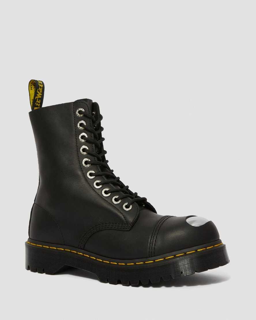 8761 Bxb Toe Cap Boot   Dr Martens