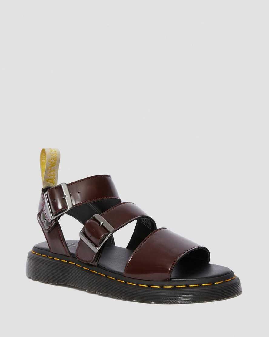 Vegan Gryphon Sandals | Dr Martens