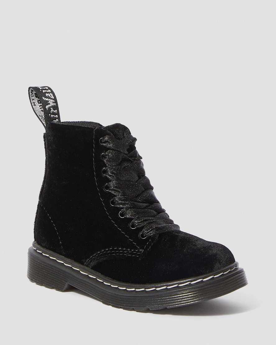 on sale footwear good quality DR MARTENS TODDLER 1460 VELVET