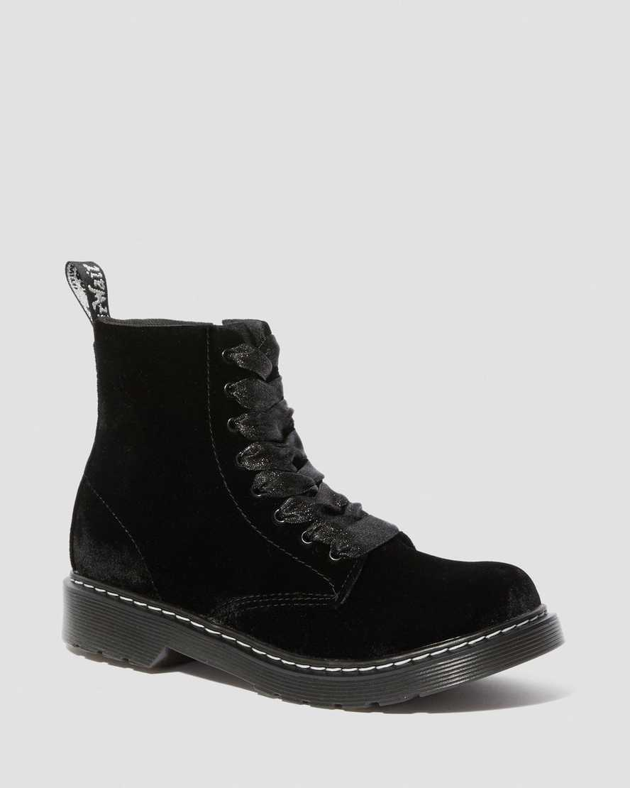 buying cheap competitive price best sneakers DR MARTENS YOUTH 1460 VELVET