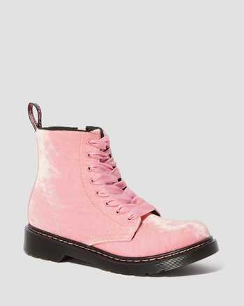 PALE PINK   Boots   Dr. Martens