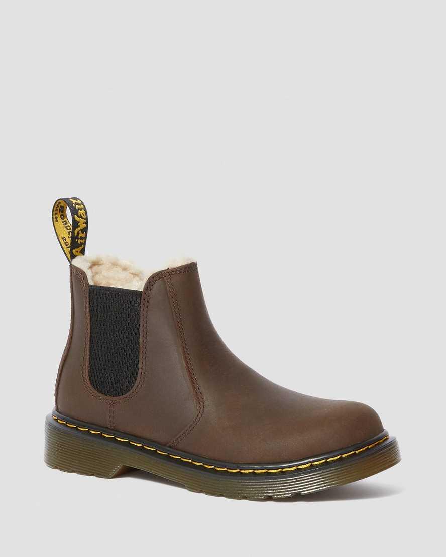 https://i1.adis.ws/i/drmartens/25100201.87.jpg?$large$Junior 2976 Faux Fur Lined Chelsea Boots | Dr Martens