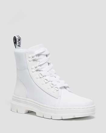 WHITE+WHITE | Boots | Dr. Martens