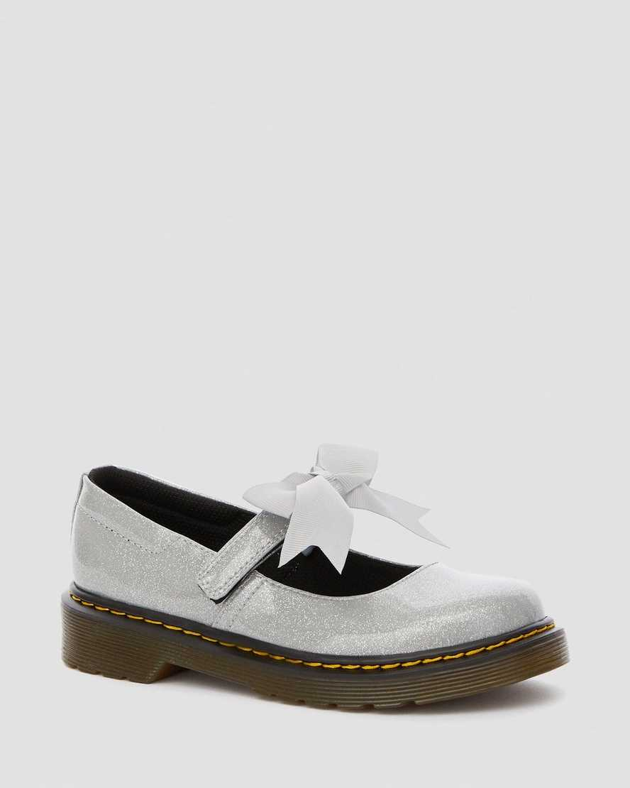 YOUTH MACCY II GLITTER MARY JANE SHOES | Dr Martens