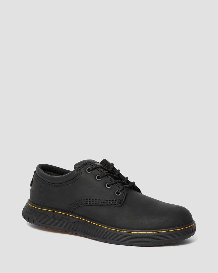 Culvert Slip Resistant Leather Work Shoes | Dr Martens