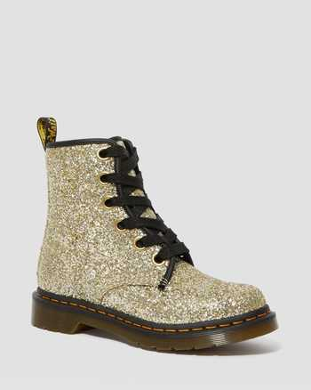 GOLD | Boots | Dr. Martens