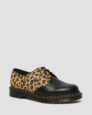 BLACK+MEDIUM LEOPARD | Shoes | Dr. Martens