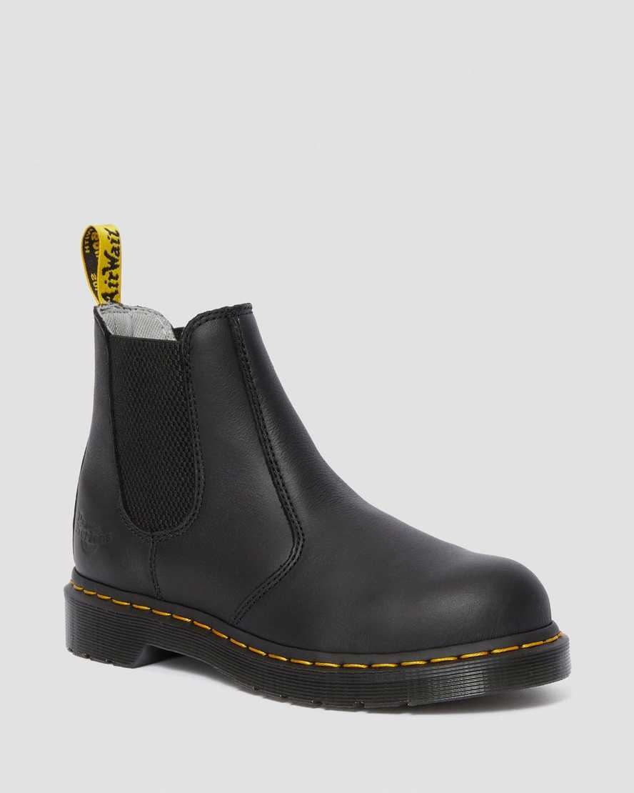 modern and elegant in fashion Good Prices amazing price DR MARTENS WOMEN'S ARBOR STEEL TOE CHELSEA BOOTS