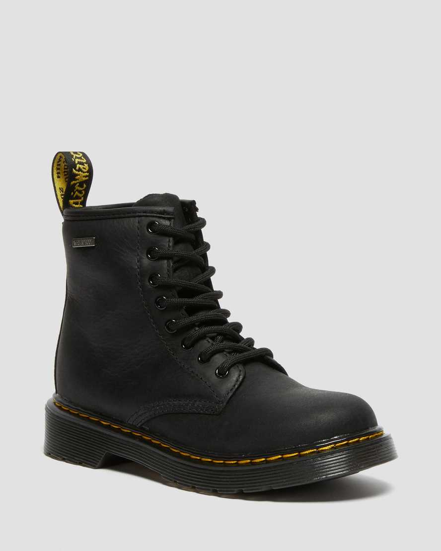 https://i1.adis.ws/i/drmartens/25183001.87.jpg?$large$JUNIOR 1460 WATERPROOF LEATHER ANKLE BOOTS | Dr Martens