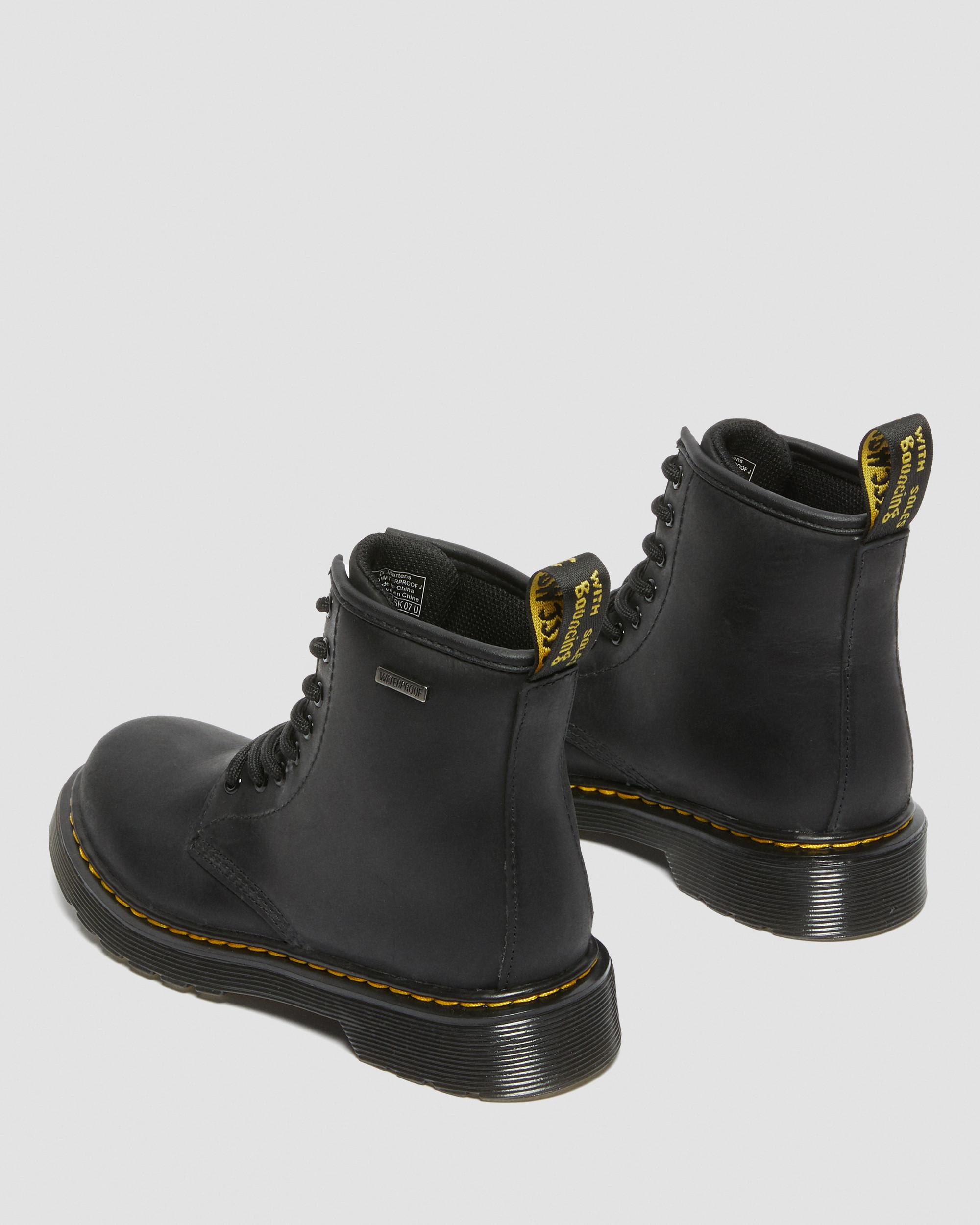 1460 WATERPROOF JUNIOR LEATHER ANKLE