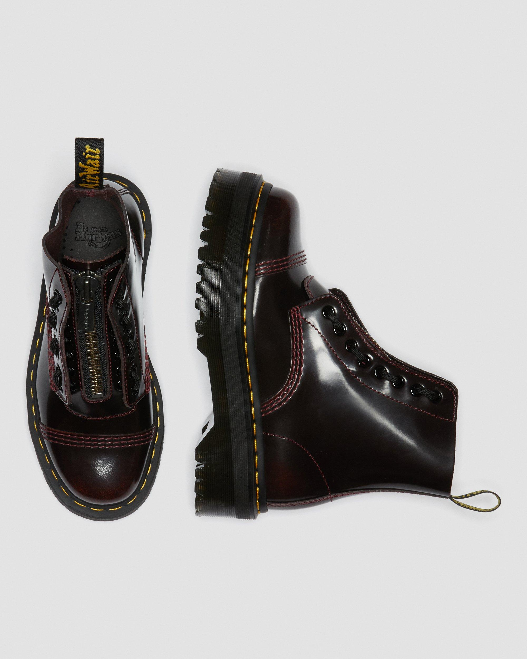 Boots Plateformes Sinclair Arcadia | Trending Styles NL