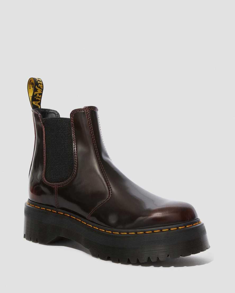 2976 Arcadia Platform Chelsea Boots | Dr Martens