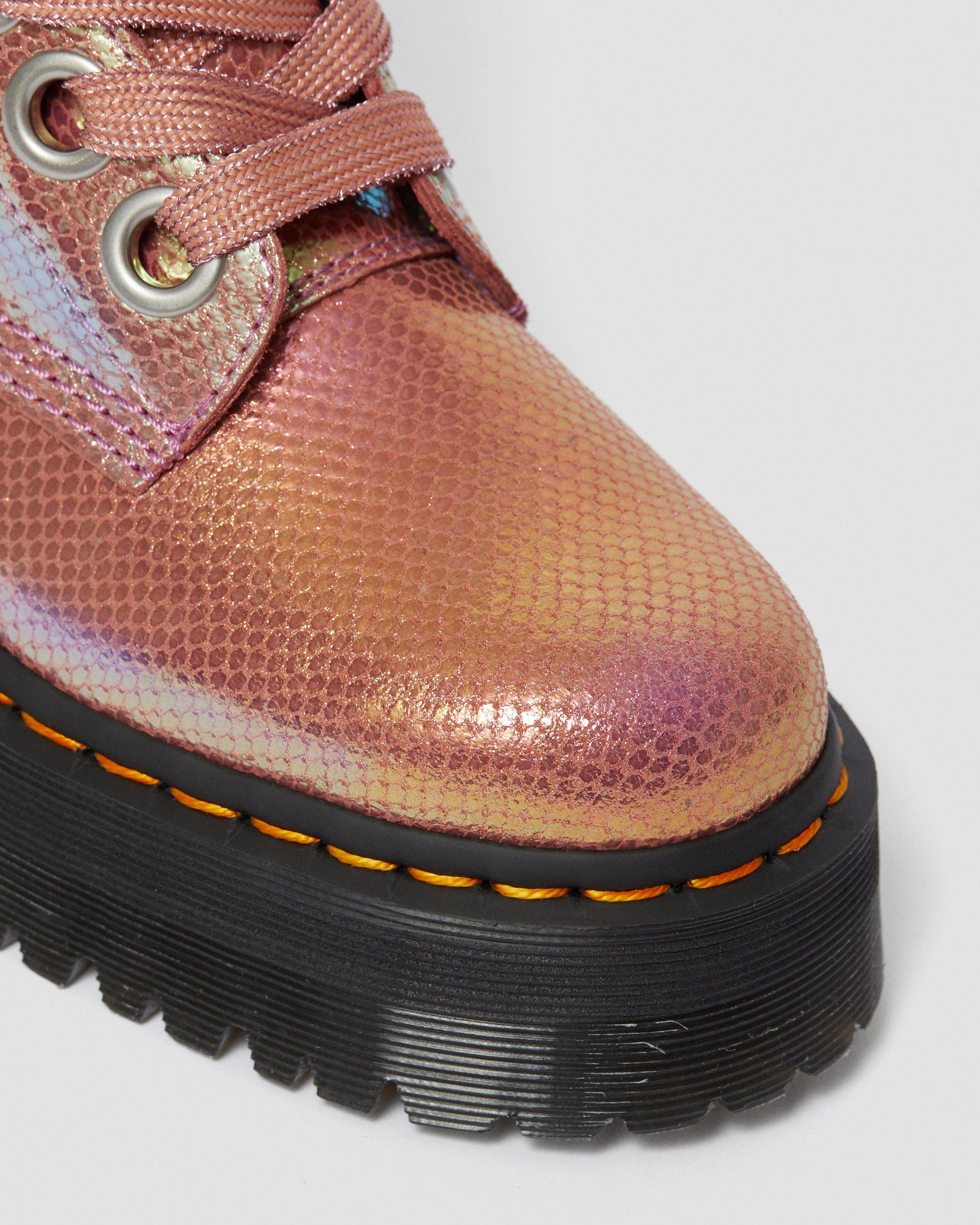DR MARTENS MOLLY IRIDESCENT