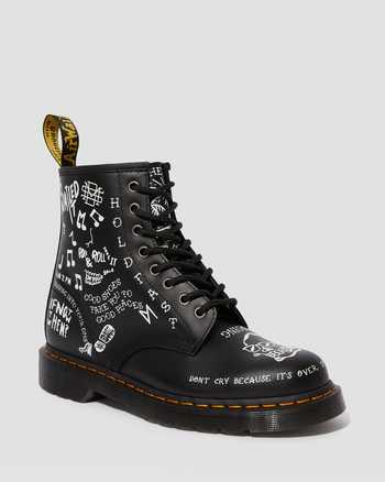 BLACK+WHITE | Boots | Dr. Martens