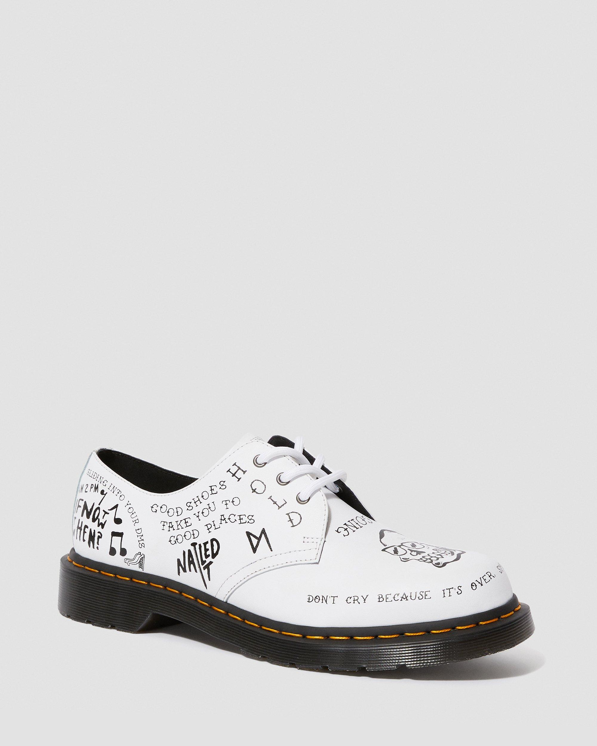 Scarpe Uomo Dr. Martens ADRIAN YELLOW STITCH Outlet