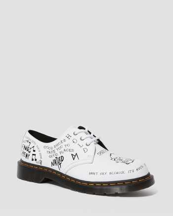 WHITE+BLACK   Shoes   Dr. Martens