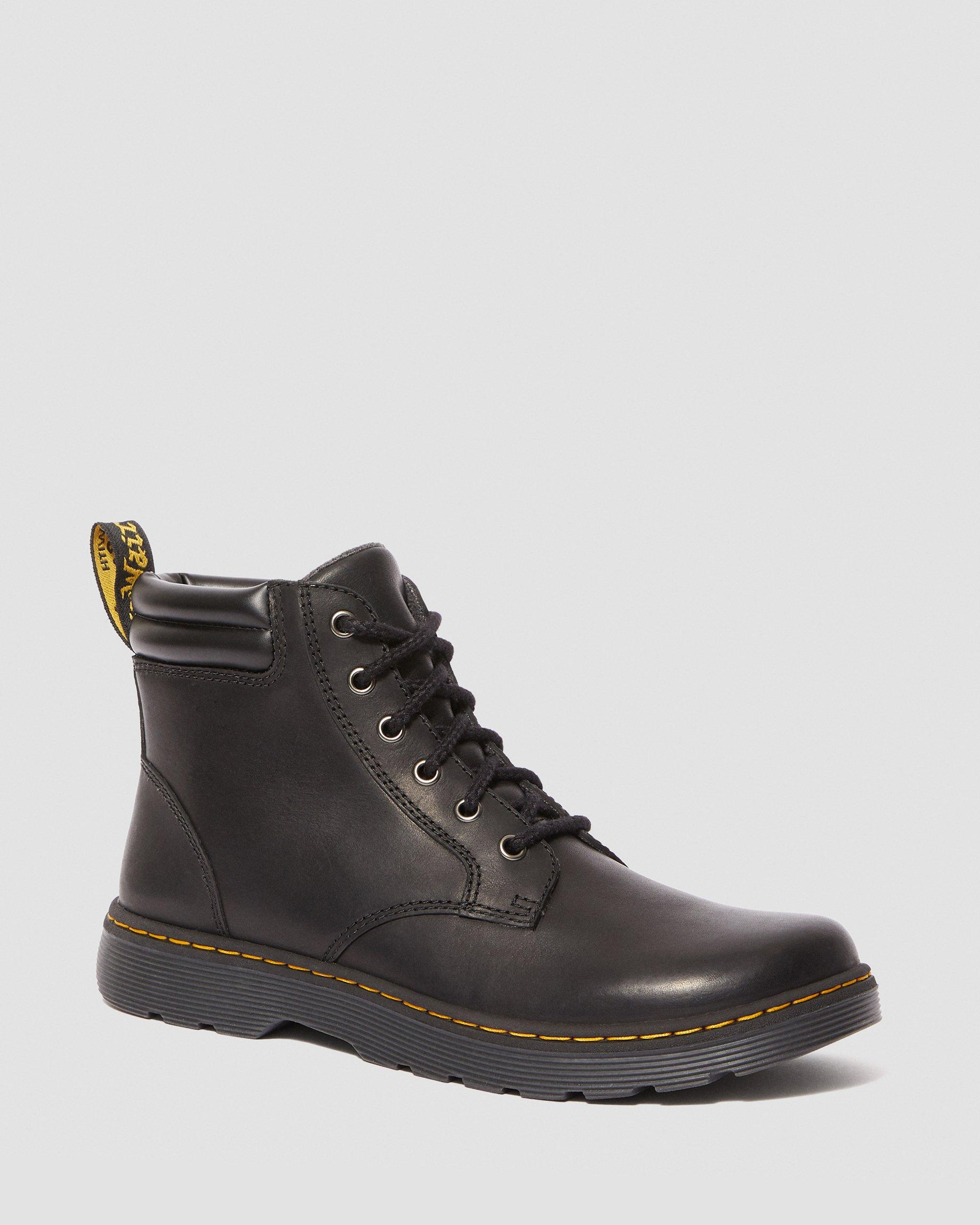 TIPTON LEATHER LACE UP ANKLE BOOTS | Stiefel | Leder Stiefel