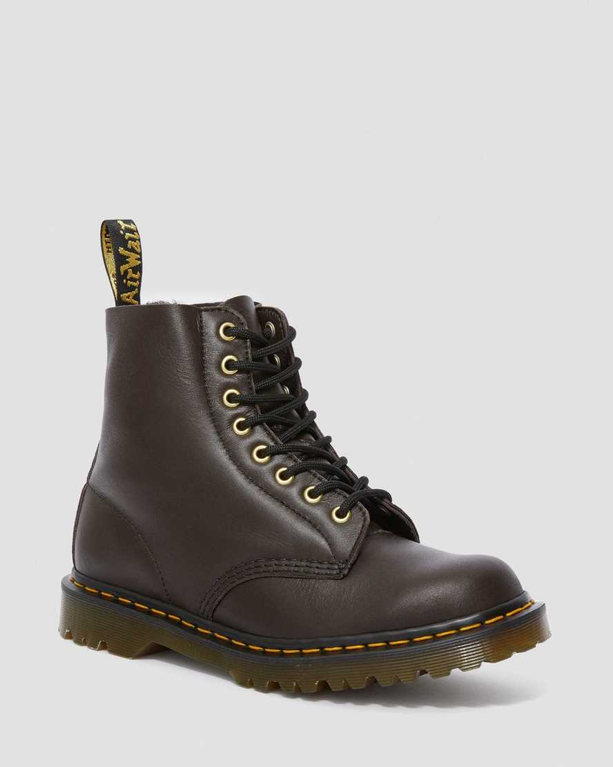 FUR-LINED 1460 PASCAL SHEARLING   Dr Martens