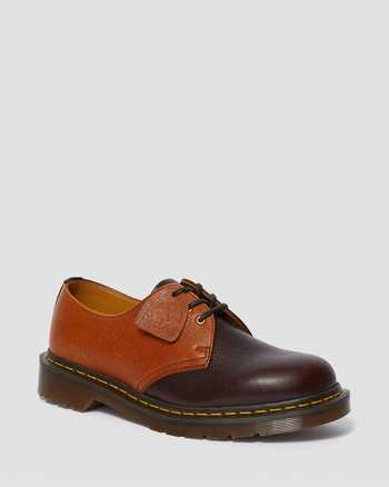 POLO BROWN+CARAMEL+AUTUMN SPICE | Shoes | Dr. Martens