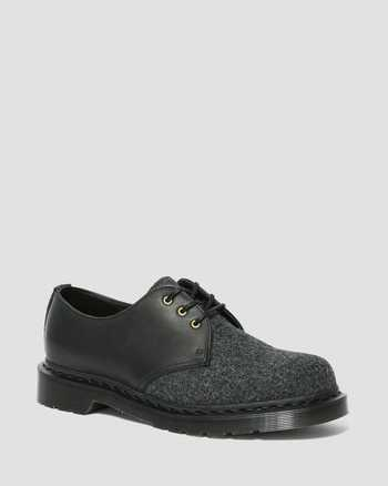 EARTH/CHARCOAL+BLACK | Shoes | Dr. Martens