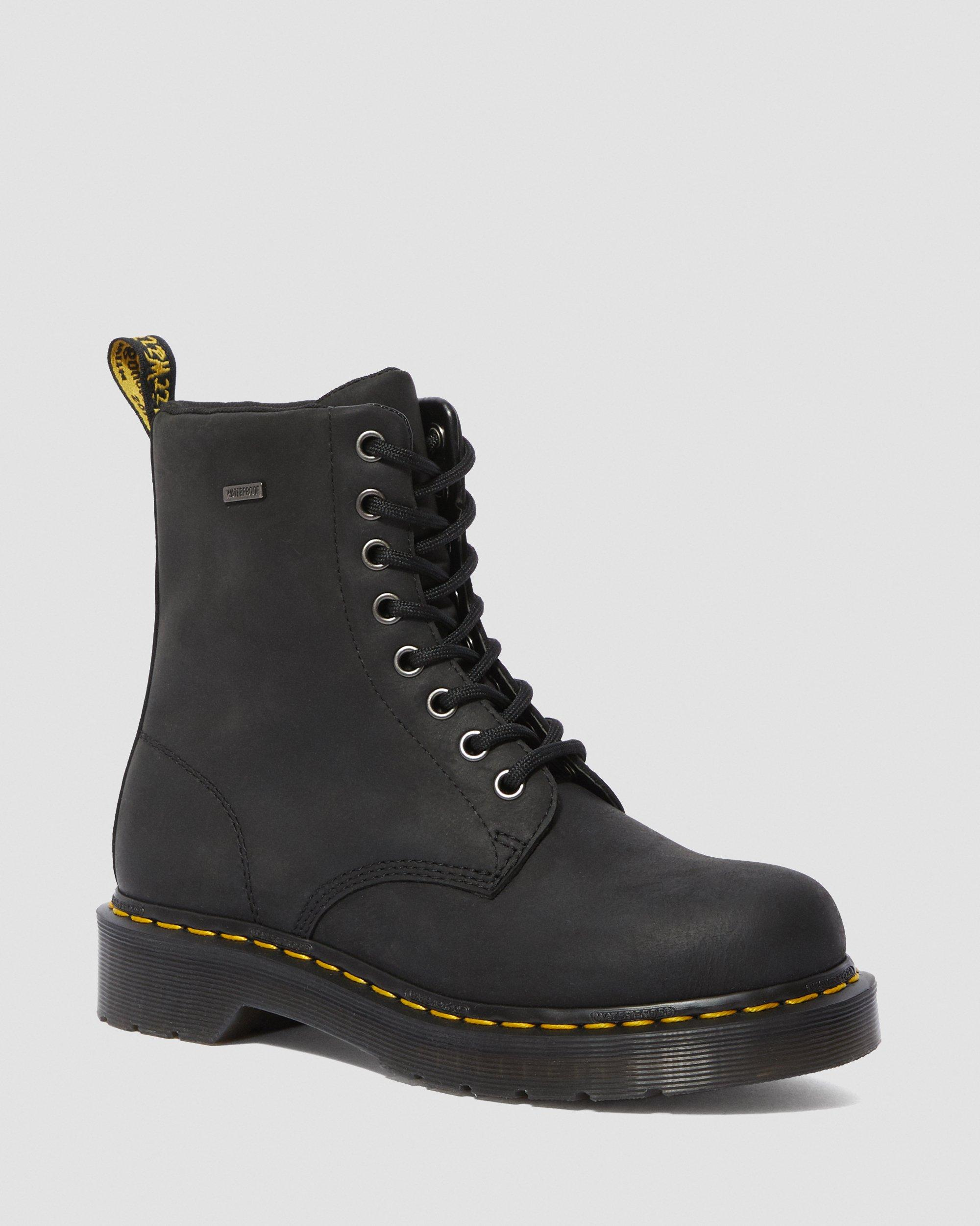 WATERPROOF LACE UP BOOTS | Dr. Martens