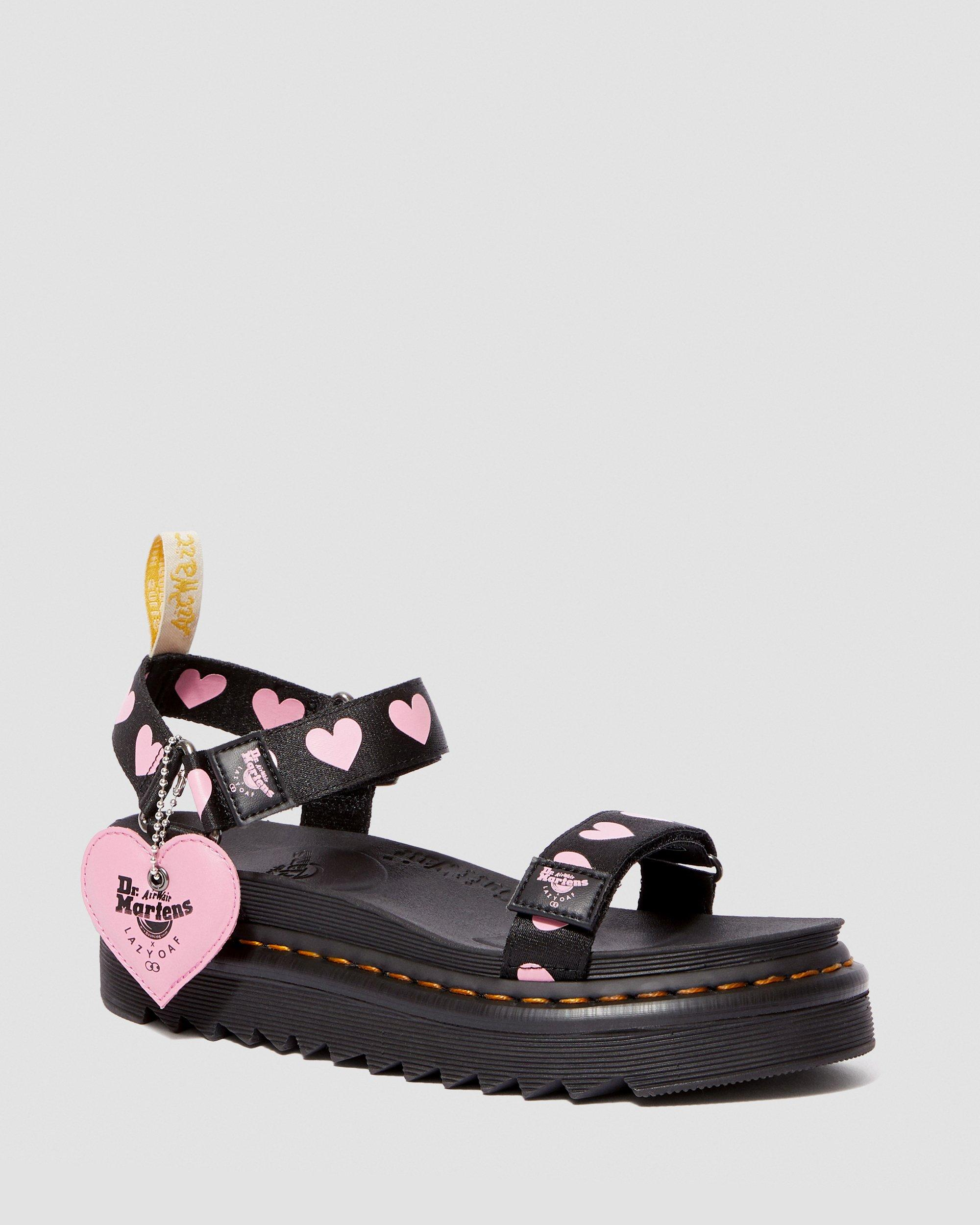 x Lazy Oaf Vegan Lo Sandals
