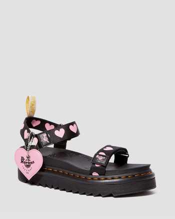 BLACK+ PINK | Sandals | Dr. Martens