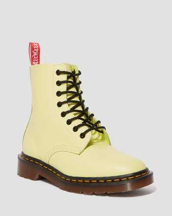 PASTEL YELLOW | Bottes | Dr. Martens