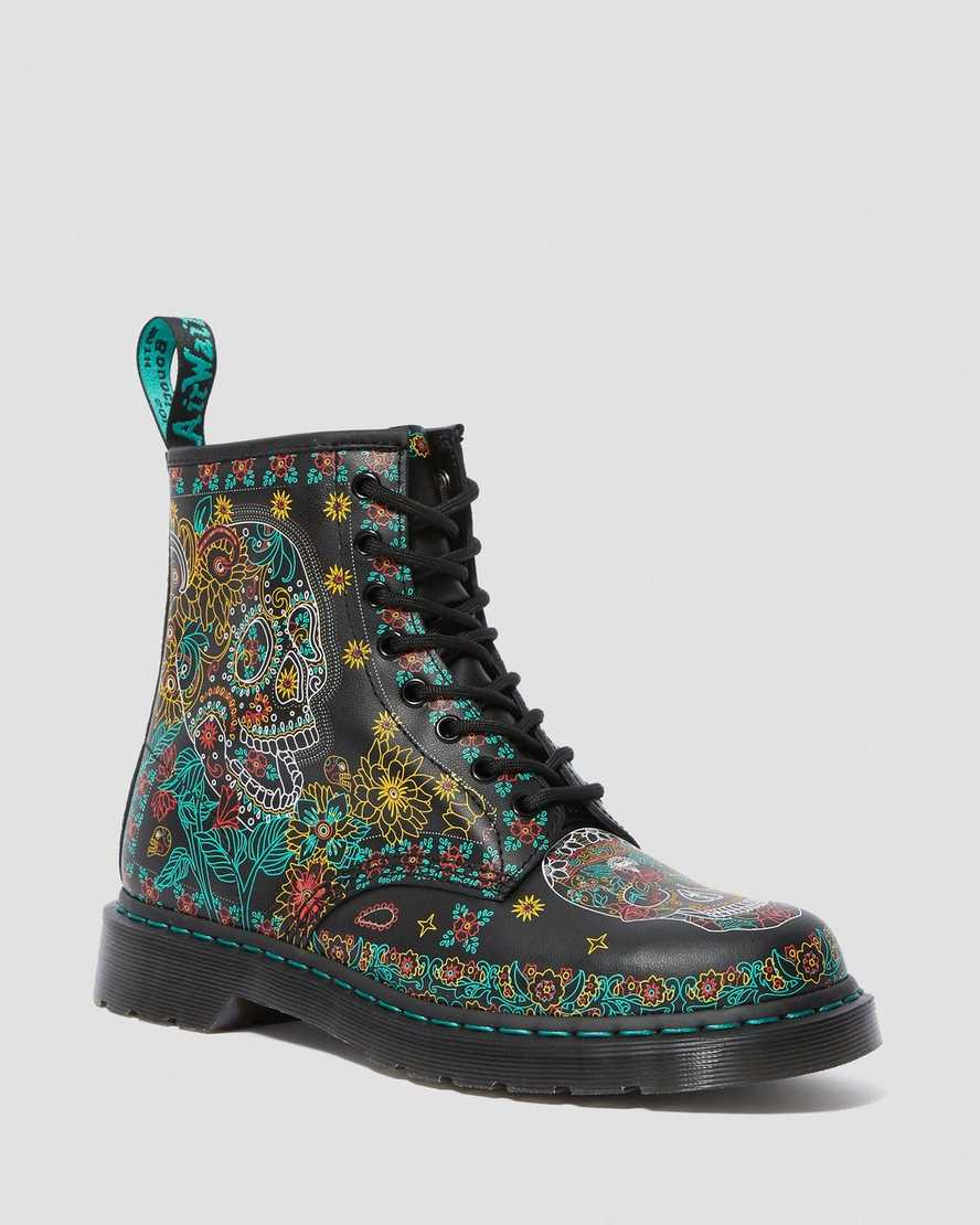 1460 Skull All Gifts Official Eu Dr Martens Store