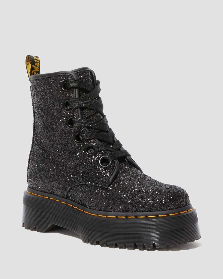 MOLLY CHUNKY GLITTER | Dr Martens