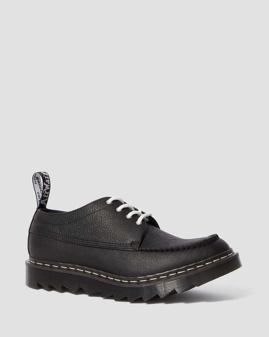 CAMBERWELL NANAMICA LEATHER SHOES   Dr Martens