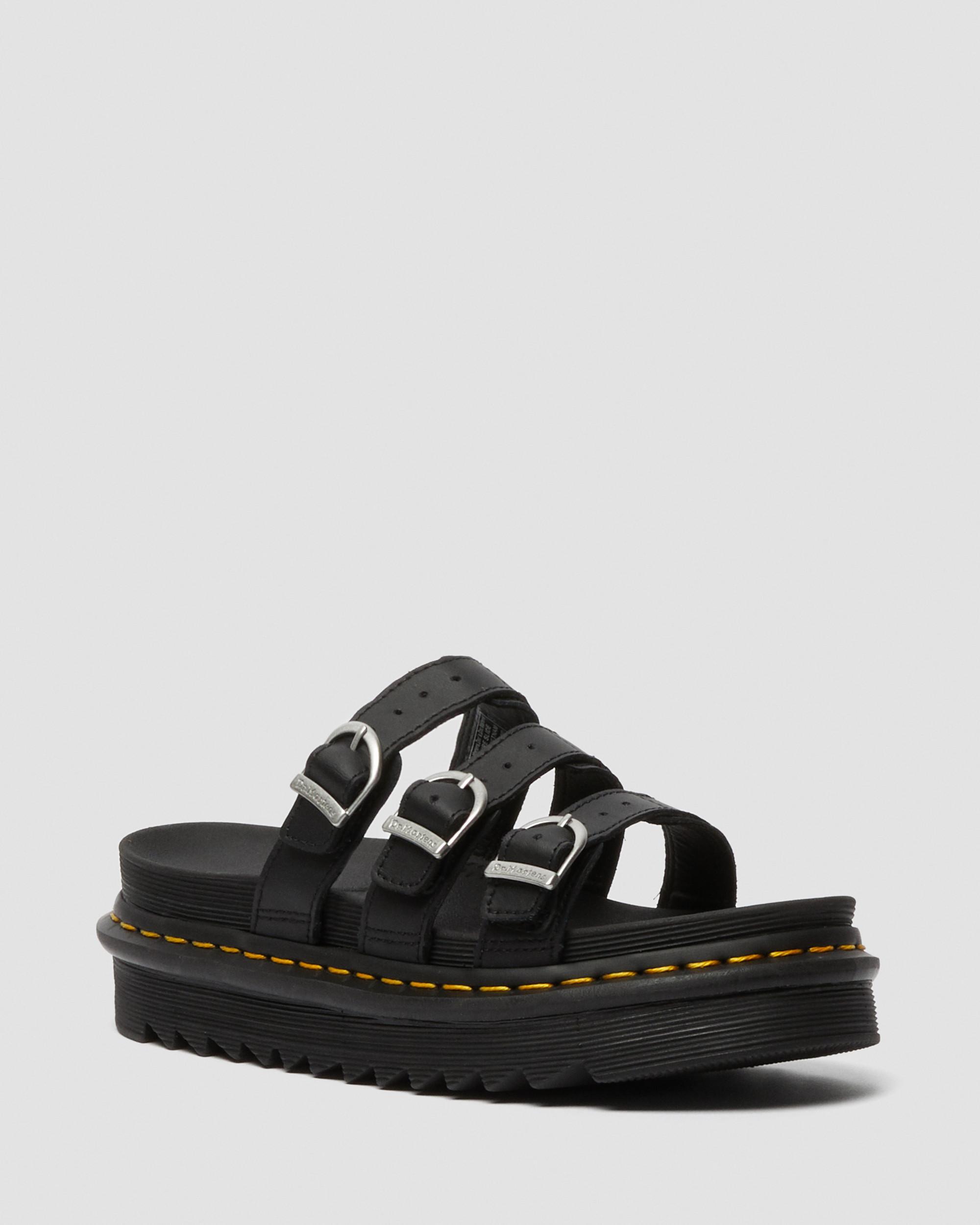 blaire doc marten sandals